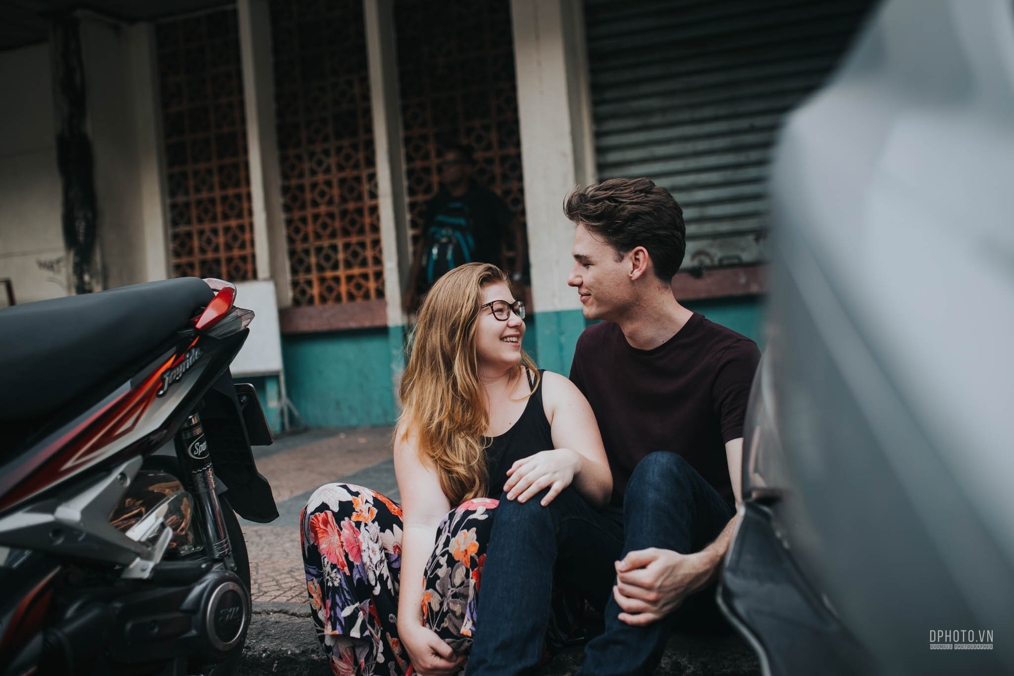 ho chi minh city engagement photo session 20