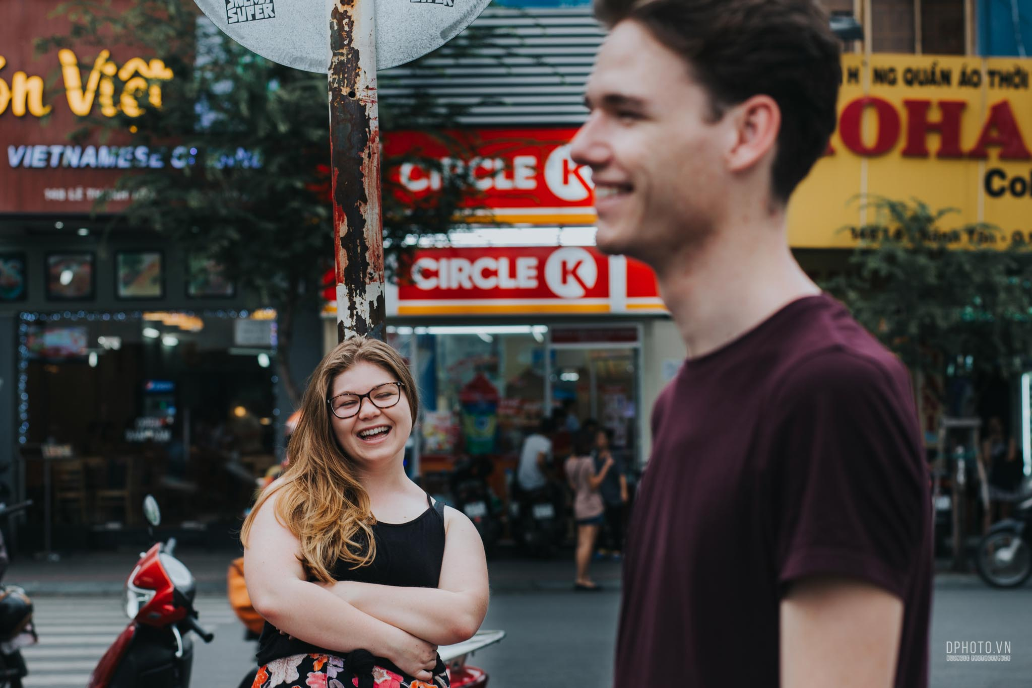 ho chi minh city engagement photo session 24