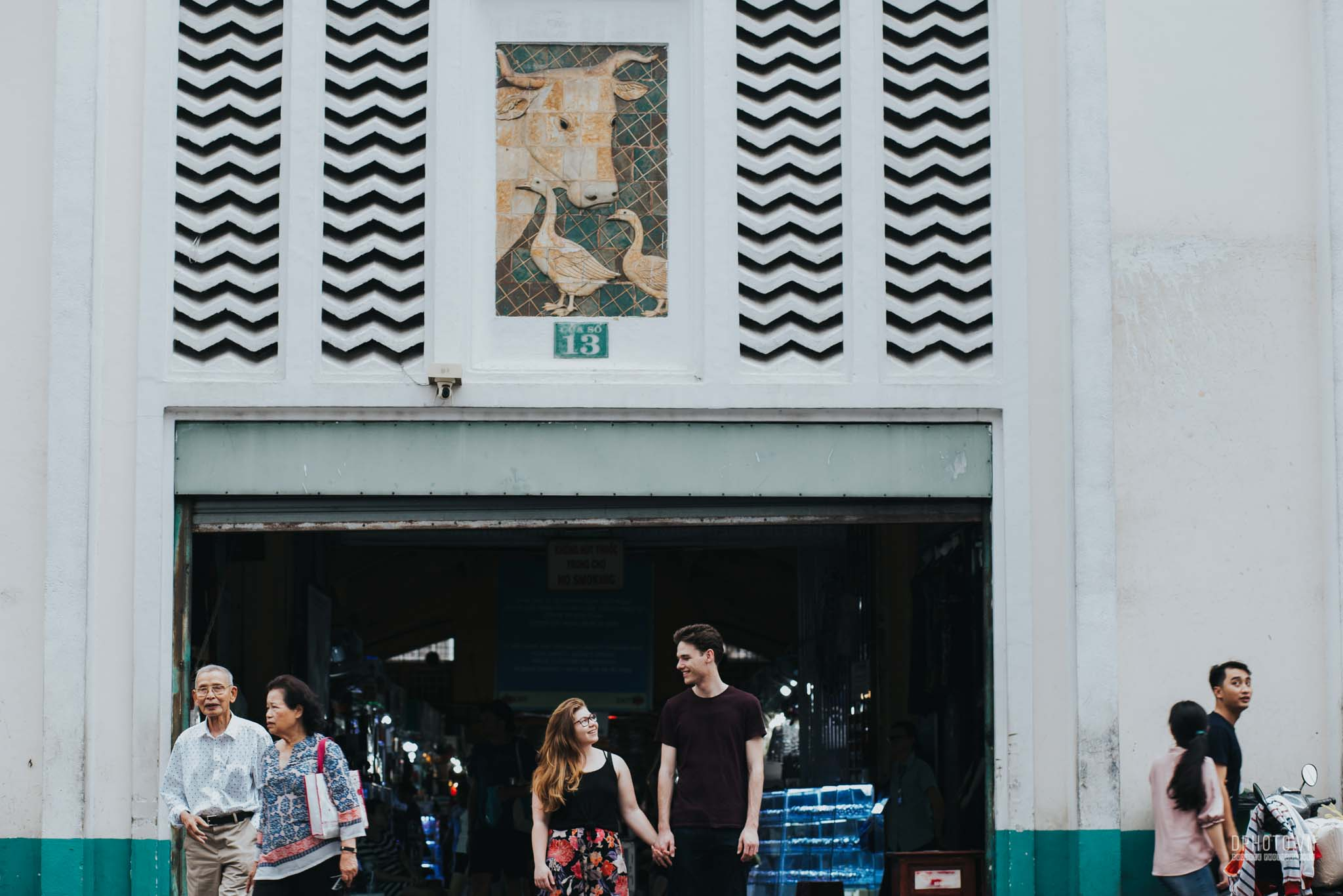 ho chi minh city engagement photo session 1