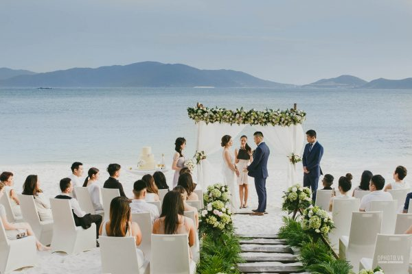 Nha Trang Wedding : David + Sandy