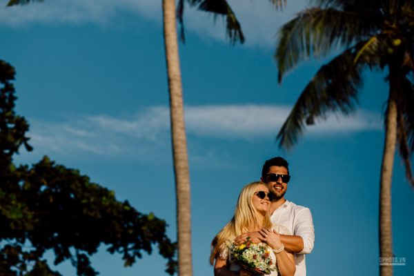 Phu Quoc destination Wedding: Eriks+ Anete 9