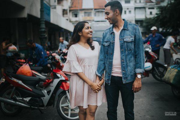 Saigon engagement