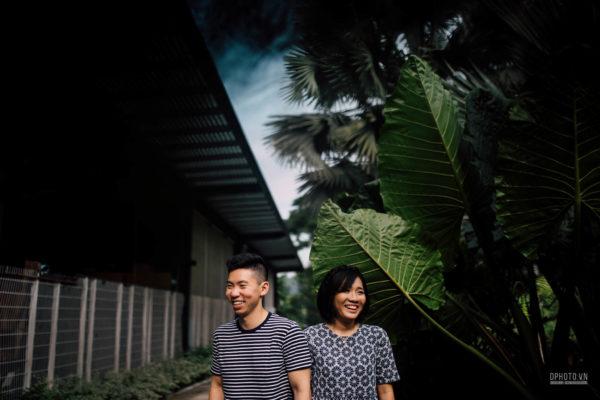 Tung Ngoc – singapore pre-wedding