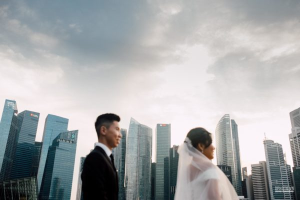 Singapore prewedding