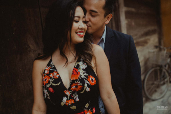 Engagement photo in Hoi An 3