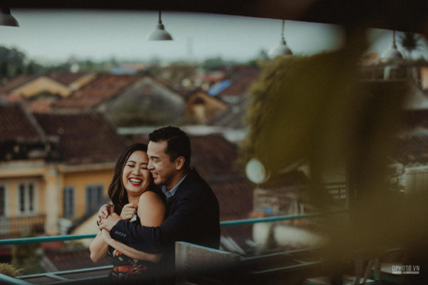 Engagement photo in Hoi An 5
