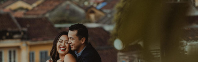 da nang hoian wedding photographer engagement photo