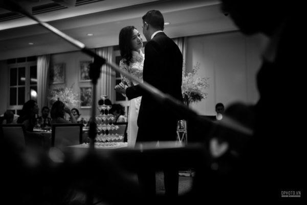 reception brian & virginia saigon wedding
