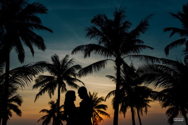 Phu quoc beach wedding